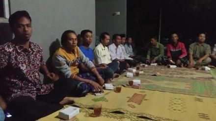 SOSIALISASI PROGRAM PADAT KARYA TUNAI DANA DESA TAHUN 2019 DI PEDUKUHAN SAWAHAN