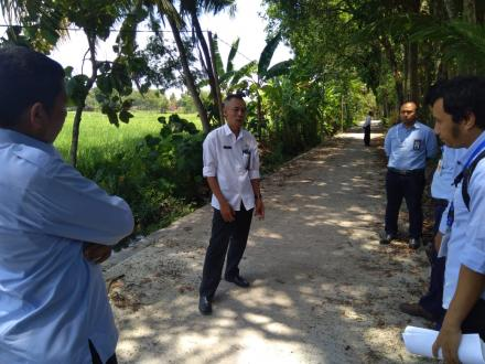MONITORING DARI Inspektorat Jenderal Kementerian Keuangan Republik Indonesia