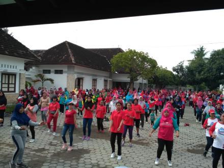 SENAM DALAM RANGKA PERINGATAN HARI IBU TAHUN 2019
